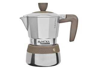 Kawiarka Pedrini My Moka Induction 6 Tz
