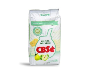 CBSe Frutos de Valle 500g